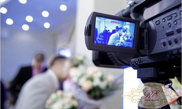 монтаж свадьбы