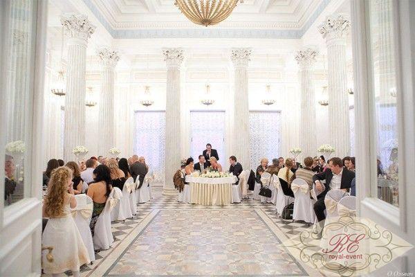Королевская свадьба во Дворце