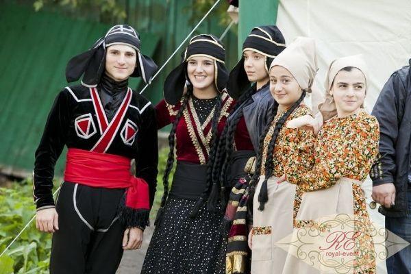 грузинский музыкальный коллектив