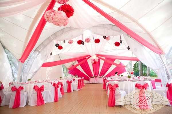 шатры для свадьбы