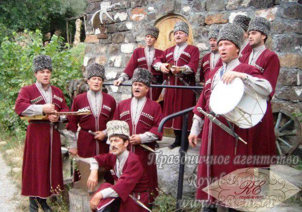 Чеченский музыкальный коллектив
