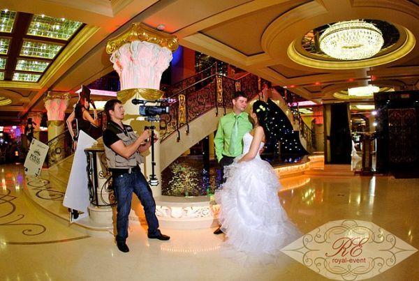 свадебная видеосъемка москва