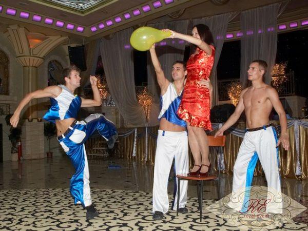 танцевальный коллектив мужской