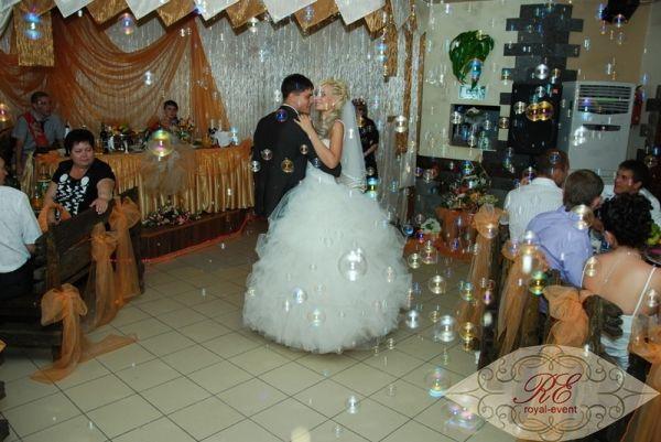 мыльные пузыри на свадьбу