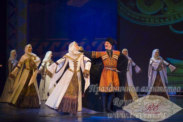 дагестанских танцев на свадьбу