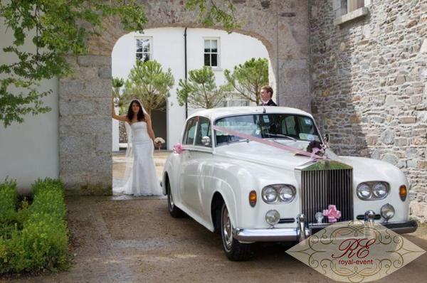 роллс-роллс на свадьбу