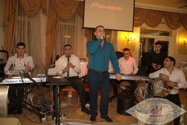 армянские музыканты на свадьбу