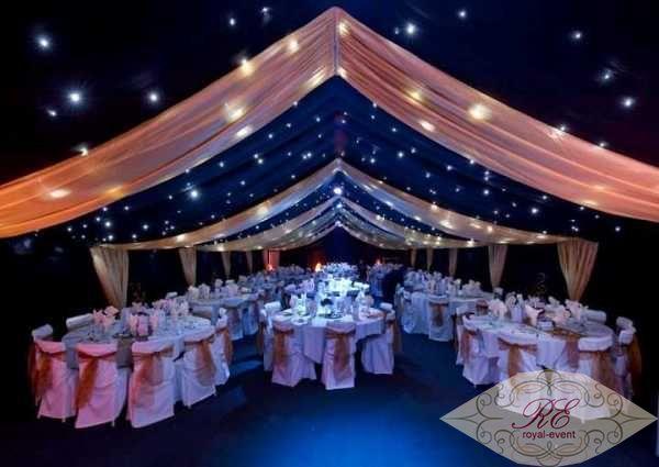 свадьба в шатре в москве