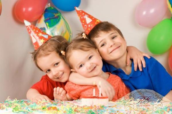 сценарий дня рождения мальчика