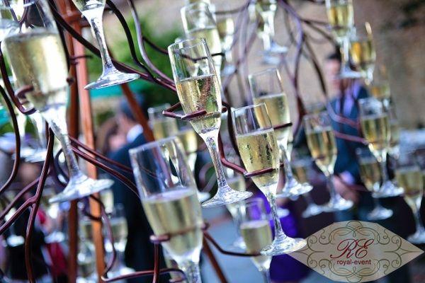напитки на свадьбу