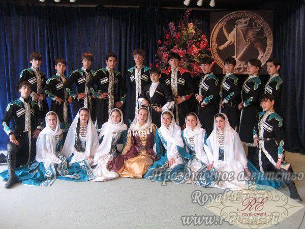 чеченская музыка на праздник