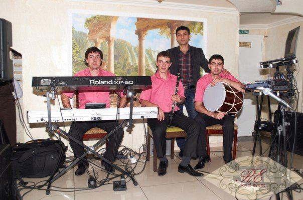 Армянский музыкальный коллектив