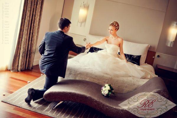 свадьба в отеле москвы