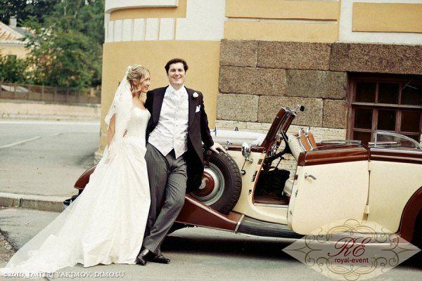 аренда ретро автомобилей в москве