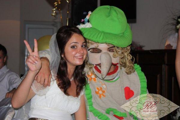 Пневмокостюмы на свадьбу