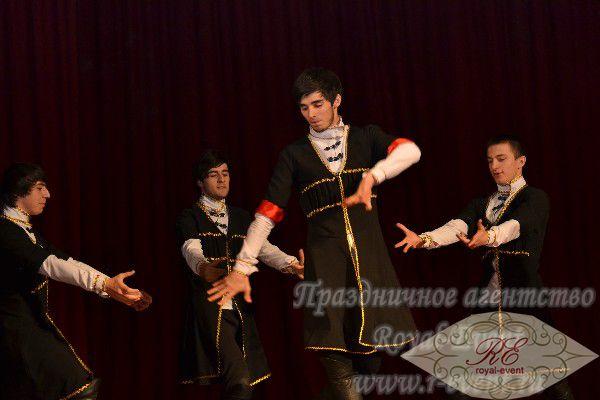 Заказ народных танцев