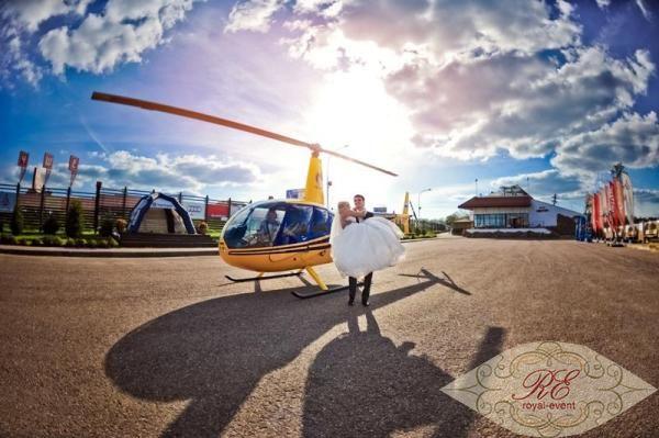 аренда вертолета в москве