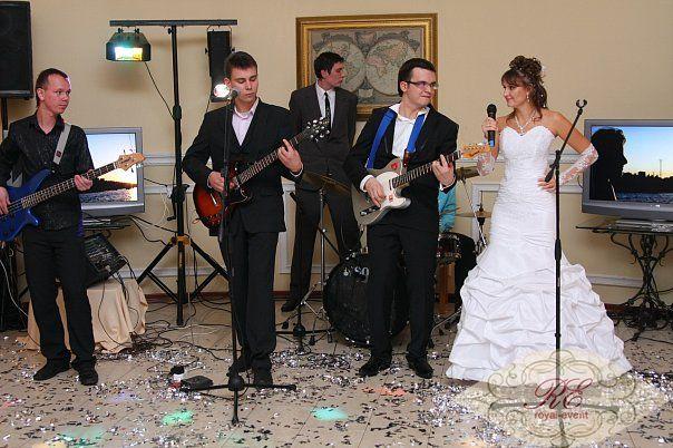 заказать музыкантов на свадьбу