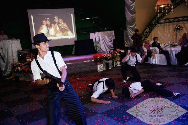 Шоу-группы на свадьбу 2
