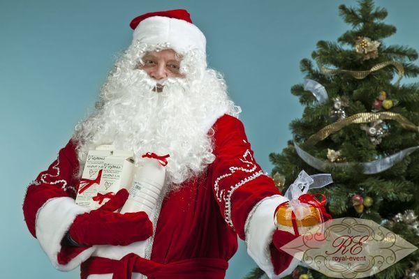 Заказ Дед Мороза на дом