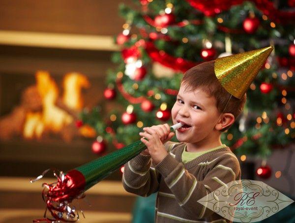 проведение детского нового года