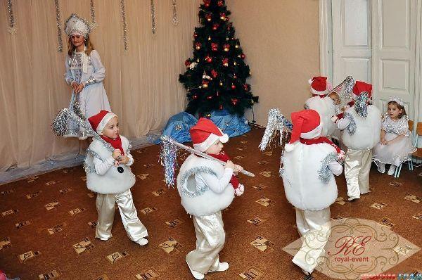 детские новогодние конкурсы
