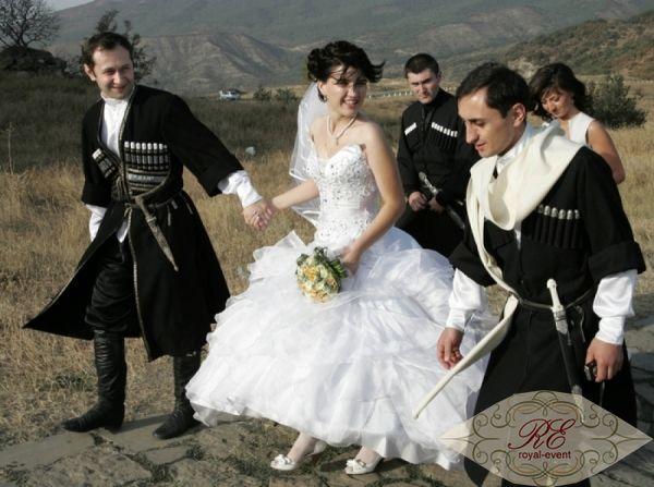 грузинское торжество