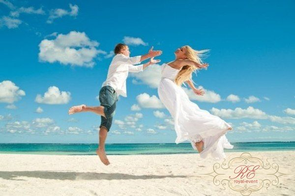 официальная свадьба за границей
