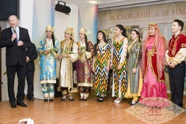 мусульманский праздник в москве