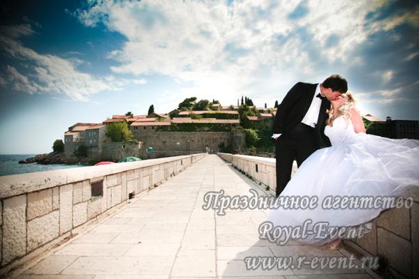 Свадьба в замке в италии